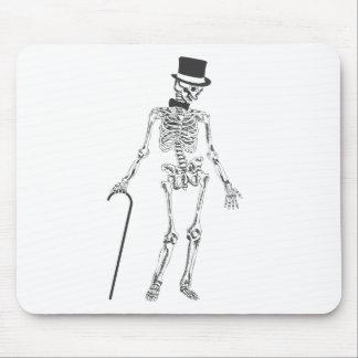 Dancing Skeleton Mousepads