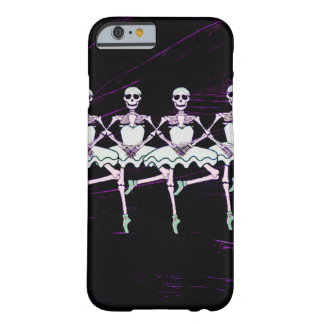 Dancing skeletons barely there iPhone 6 case