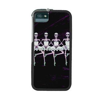 Dancing skeletons iPhone 5/5S case