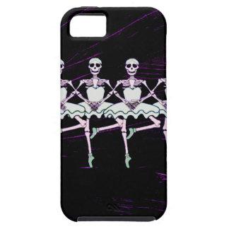 dancing skeletons iPhone 5 case