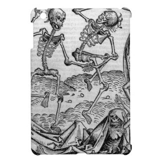 Dancing skeletons, 'Dance of Death' Cover For The iPad Mini