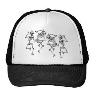 Dancing Skeletons Hats