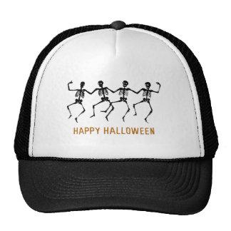 Dancing Skeletons Trucker Hats