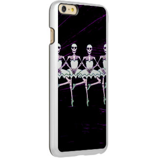 Dancing skeletons incipio feather® shine iPhone 6 plus case