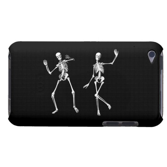 Dancing Skeletons iPod Touch Barely There Case