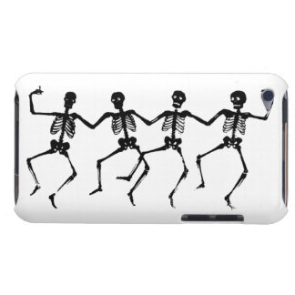 Dancing Skeletons iPod Touch Case