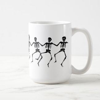 Dancing Skeletons Mugs
