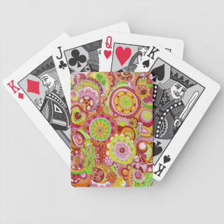 Dancing Skeletons Playing Cards - Day of the Dead
