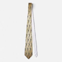 Dancing Skeletons Tie