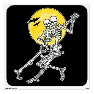 Dancing Skeletons Wall Decals
