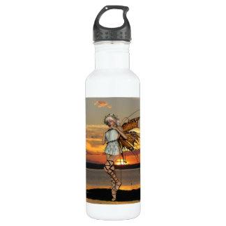 Dancing Sprite 24oz Water Bottle