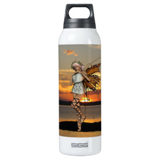 Dancing Sprite 16 Oz Insulated SIGG Thermos Water Bottle