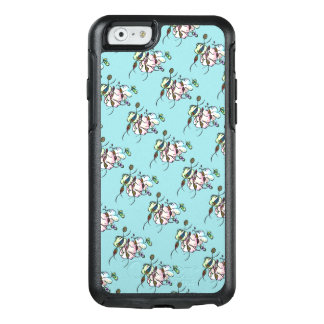Dancing sprites & fairies - dreamy tribal bees art OtterBox iPhone 6/6s case