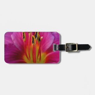 Dancing Stamens Luggage Tag