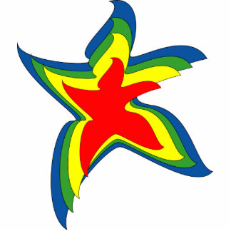 dancing star cut out