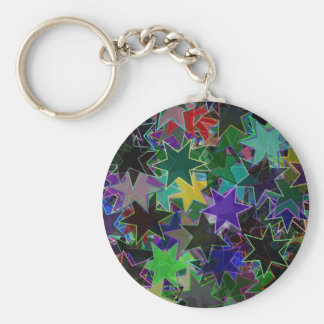 Dancing Stars Keychains