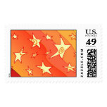 Dancing Stars Stamps