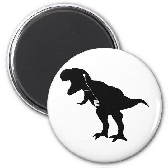 Dancing T-Rex design Magnet