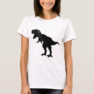 Dancing T-Rex design T-Shirt