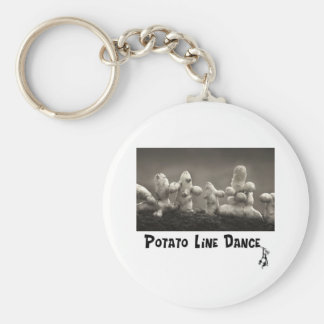 Dancing Taters Key Chains