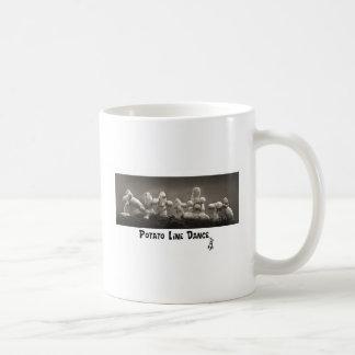 Dancing Taters Classic White Coffee Mug