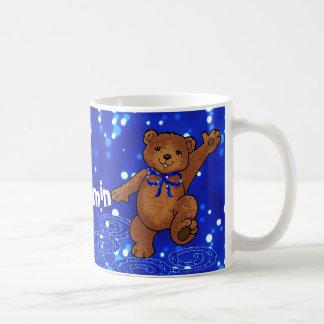 Dancing Teddy Bear Mug