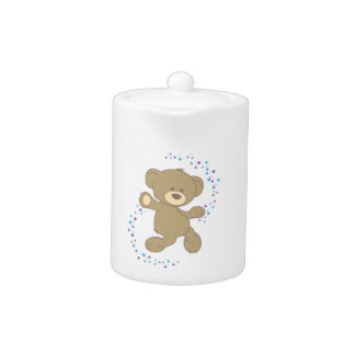 Dancing Teddy Bear Teapot