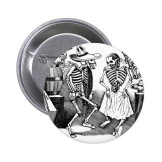 """Dancing the Jarabe in the Other World"" Pins"