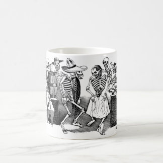 """""""Dancing the Jarabe in the Other World"""" Coffee Mug"""