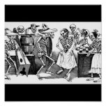 """""""Dancing the Jarabe in the Other World"""" Print"""