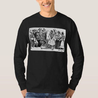"""""""Dancing the Jarabe in the Other World"""" T-shirt"""