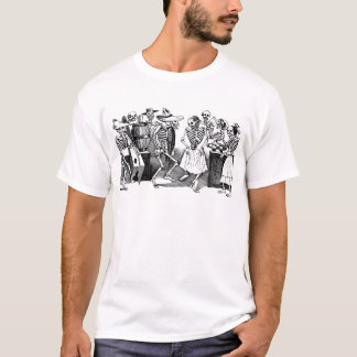 """Dancing the Jarabe in the Other World"" T-Shirt"