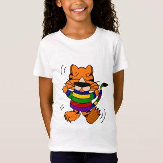 Dancing Tiger Cat T-Shirt