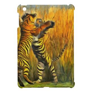 Dancing Tigers iPad Mini Case