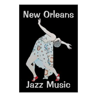 Dancing to Jazz 2018 New Orleans
