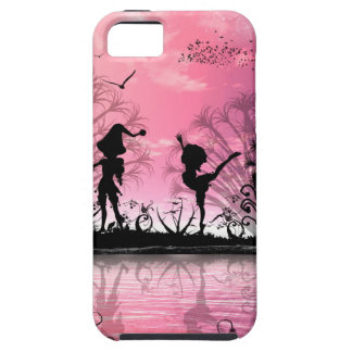 Dancing to violin music iPhone SE/5/5s case