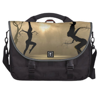 Dancing Trees Bag Laptop Computer Bag