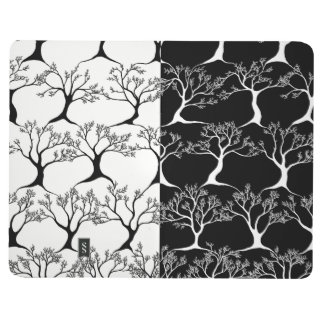 Dancing Trees Black and White Journal