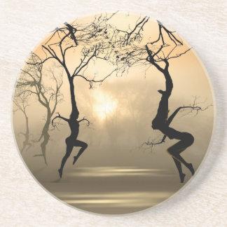 Dancing Trees Coasters