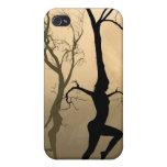 Dancing Trees iPhone 4/4S Case