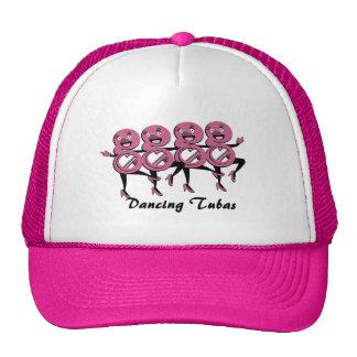 Dancing Tubas/ Pink Trucker Hat
