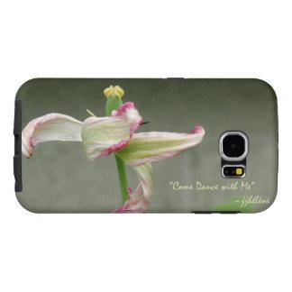 """Dancing Tulip"" - Case-Mate Samsung Galaxy S6 Case"