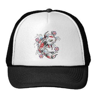 Dancing Waters Koi Trucker Hat