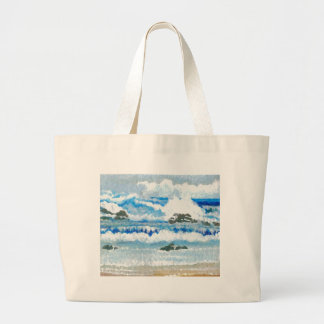 Dancing Waves on the Rocks  CricketDiane Ocean A Bags
