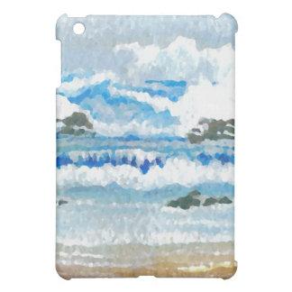 Dancing Waves on the Rocks  CricketDiane Ocean A iPad Mini Case