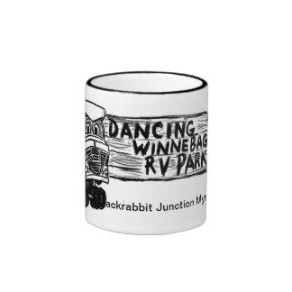 Dancing Winnebago Ringer Mug