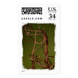 Dancing Wires Postage Stamps