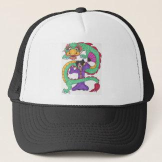 Dancing with Dragons Trucker Hat