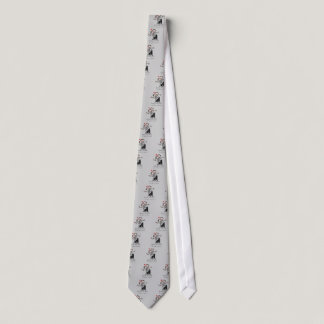 Dancing with N.E.D. - Brain Cancer / Tumor Neck Tie