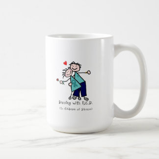 Dancing with N.E.D. Cervical Cancer Coffee Mug